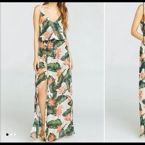 Show Me Your Mumu S Paradise Found Maxi Dress